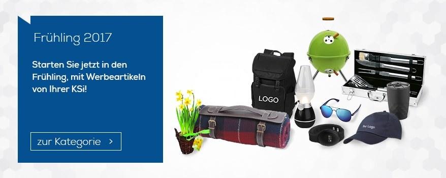 Werbeartikel für den Frühling