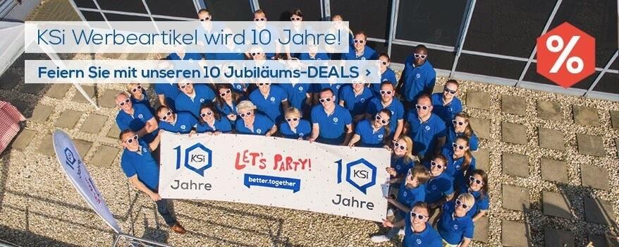 10 Jahre KSi - 10 unschlagbare Deals!