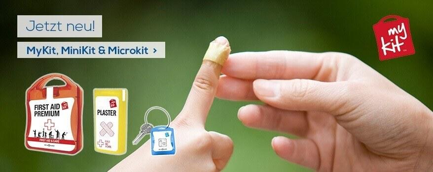 MyKit Erste Hilfe Sets