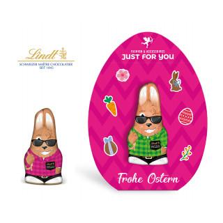 Lindt HELLO Mini Bunny | 4c Euroskala