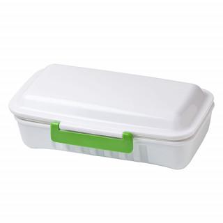 """Bentobox """"Narita"""", weiß, grün"""