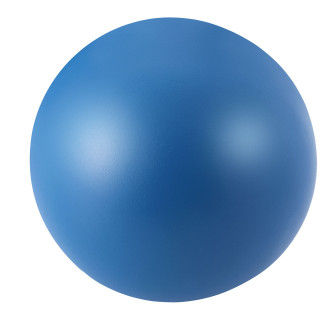 Cool runder Antistressball, EXPRESS, blau
