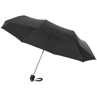 "Ida 21,5"" Kompaktregenschirm, schwarz"