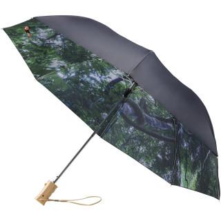 """Forest 21"""" Automatik Kompaktregenschirm, schwarz"""
