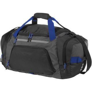 Milton Sporttasche, schwarz, grau