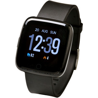 Prixton AT803 Activity Tracker mit Farbdisplay, schwarz