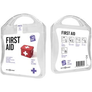 MyKit Erste-Hilfe Set, weiss