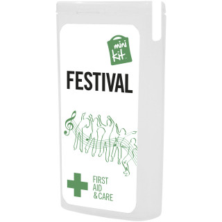 MiniKit Festival, weiss