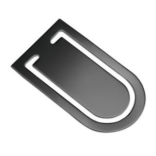 Lesezeichen REFLECTS-LISMORE, gunmetal