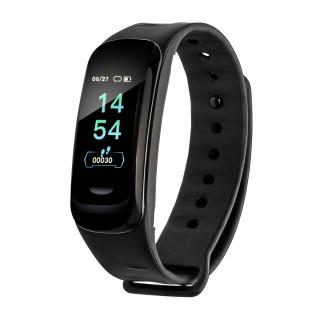 Smartwatch RETIME-ALBACETE, schwarz