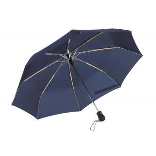 Windproof-Taschenschirm BORA, marineblau