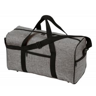Sporttasche DONEGAL, grau, schwarz