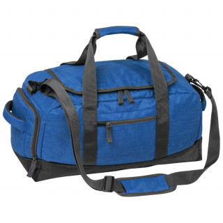 Hochwertige Sporttasche aus Polyester, blau