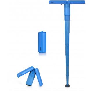 siTpack Original - Blau, der praktischste Stuhl der Welt im Dosenformat