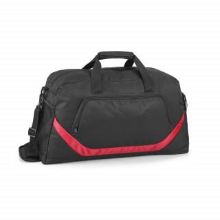 DETROIT Sporttasche aus 300D und 1680D, rot