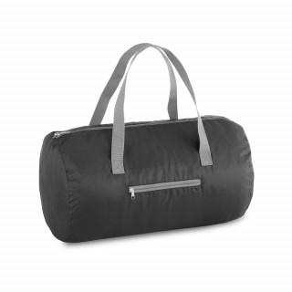 TORONTO Sporttasche faltbar, schwarz