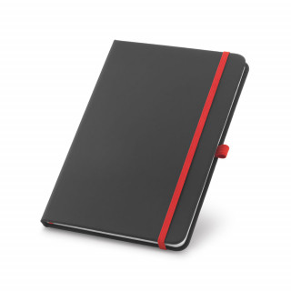 CORBIN A5 Notizbuch, rot