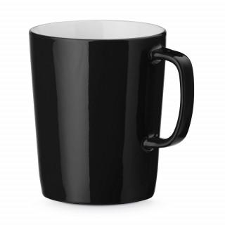 NELS Tasse aus Keramik 320 ml, schwarz