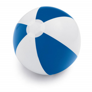 CRUISE Aufblassbarer Strandball, blau