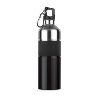 TENERE Trinkflasche Alu 750ml, schwarz