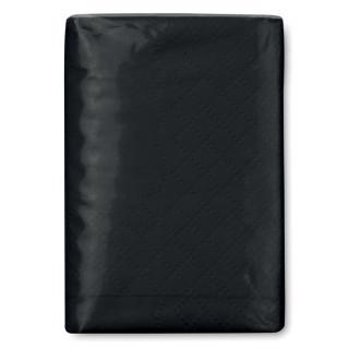 SNEEZIE Papiertaschentücher, schwarz