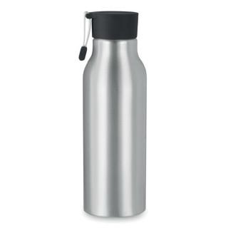 MADISON Trinkflasche Alu 500ml, schwarz