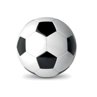 SOCCER Fußball, weiß/schwarz