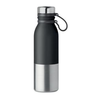 ICELAND Isolierflasche  600 ml, schwarz
