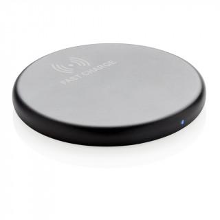 Wireless 10W Schnell-Lade-Pad, schwarz