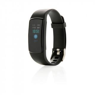 Stay Fit Activity-Tracker mit Herzfrequenzmessung, schwarz