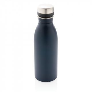 Deluxe Wasserflasche, navy blau