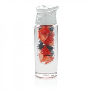 Verschließbare Aromaflasche, weiß