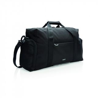 Swiss Peak RFID Arbeits- und Sporttasche, PVC-frei, schwarz