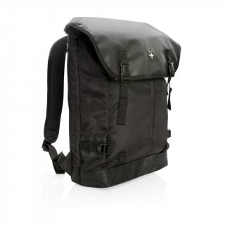 """17"""" Outdoor Laptop Rucksack, schwarz"""