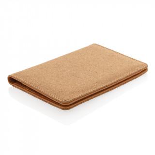 ECO Kork RFID Cover, braun
