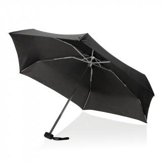 Mini-Regenschirm, schwarz