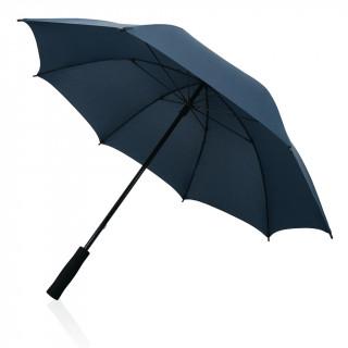 """23"""" Sturm Regenschirm aus Fiberglas, blau"""