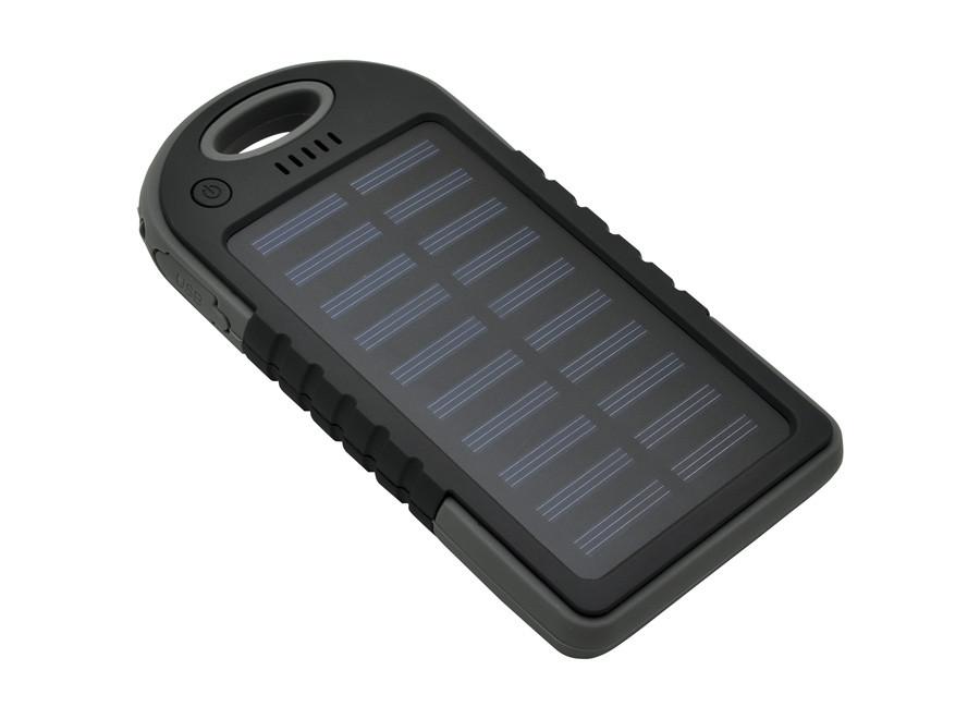 Solar powerbank \'Algarve\', 4000 mAh als Werbeartikel ab 11,74 €