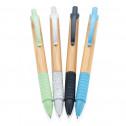 Bambus & Weizenstroh Stift