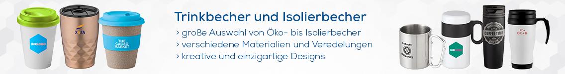 Becher Mit Logo Bedrucken Als Werbeartikel