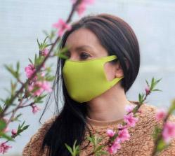 KSi Care Mundschutz grün