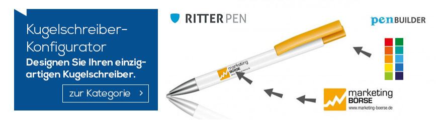 Werbeartikel Kugelschreiber Konfigurator