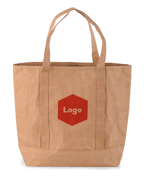Washable Jeans Paper Bag