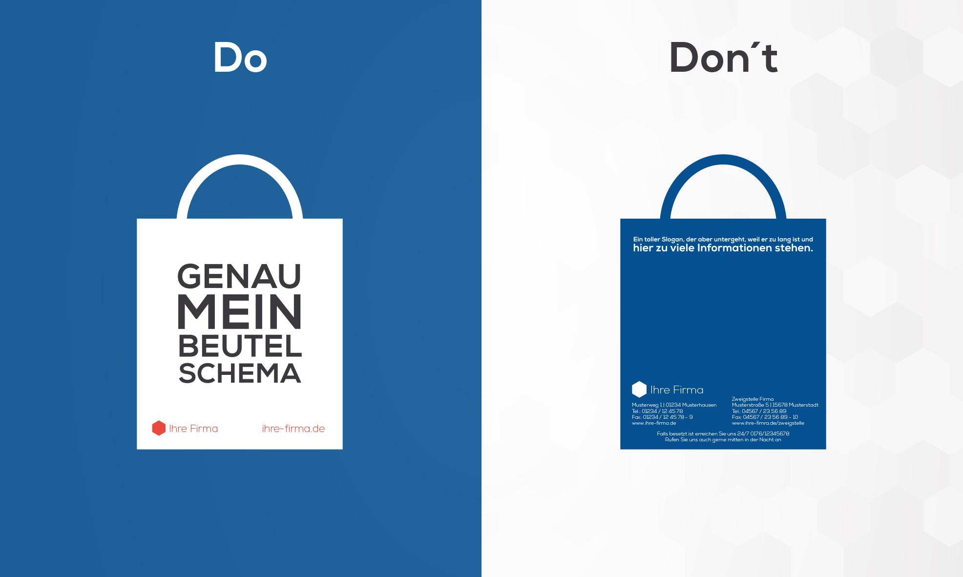Tipps zur Gestaltung von Werbeartikeln