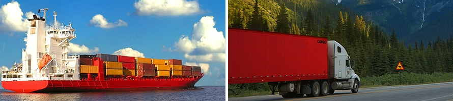 Logistik Import Werbeartikel