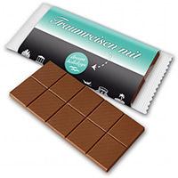 Schokolade in kleinen Mengen