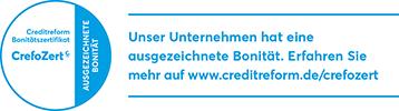 Creditreform-Zertifikat